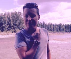 Cindy Needham Breast Cancer Thriver