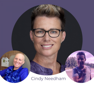 Cindy Needhand | Thrive The Climb Founder