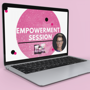 Book Your Empowerment Session With Cindy Today